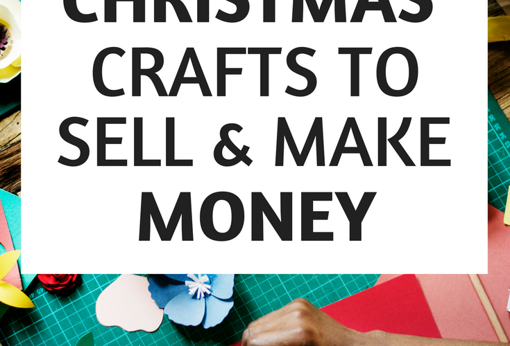 easy christmas crafts to sell and make money