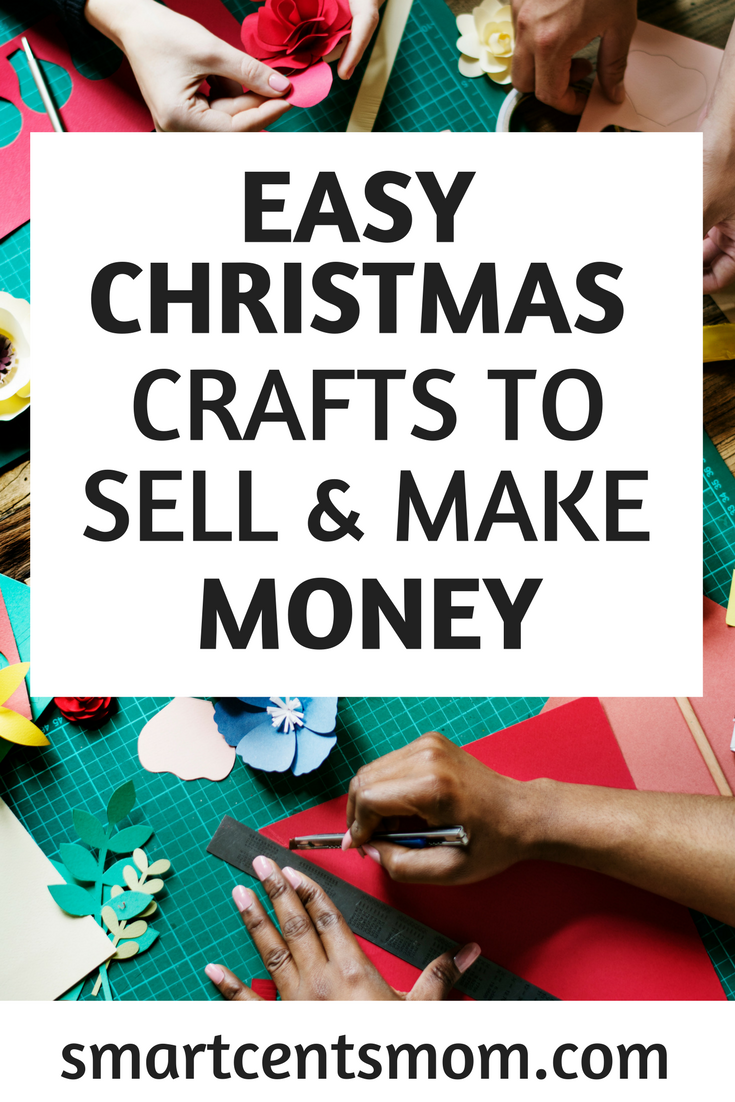 Smart cents mom blog archive diy crafts to make and sell for Money making crafts to sell