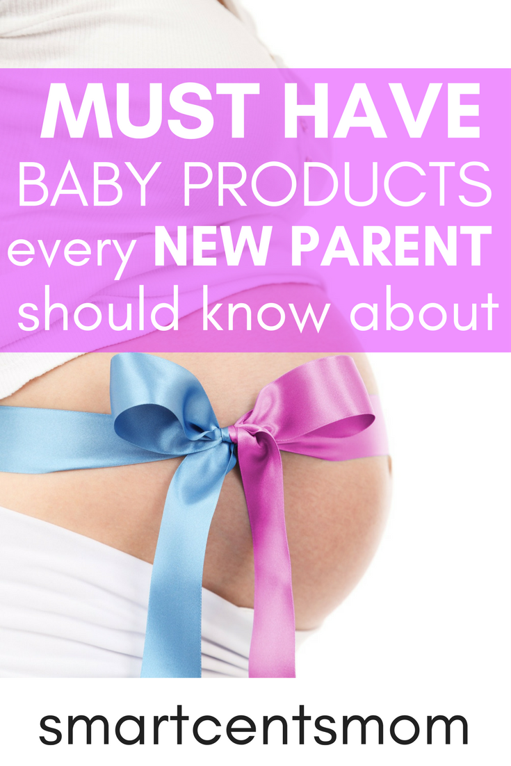 Must Have Baby Products for New Borns You Actually Need