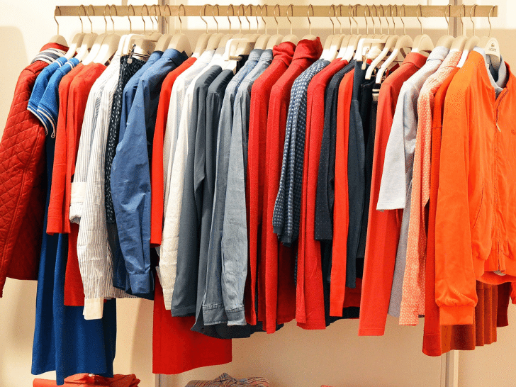 clothes to sell online