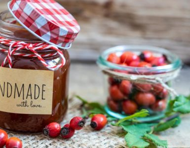 food jars make good holiday crafts to sell online